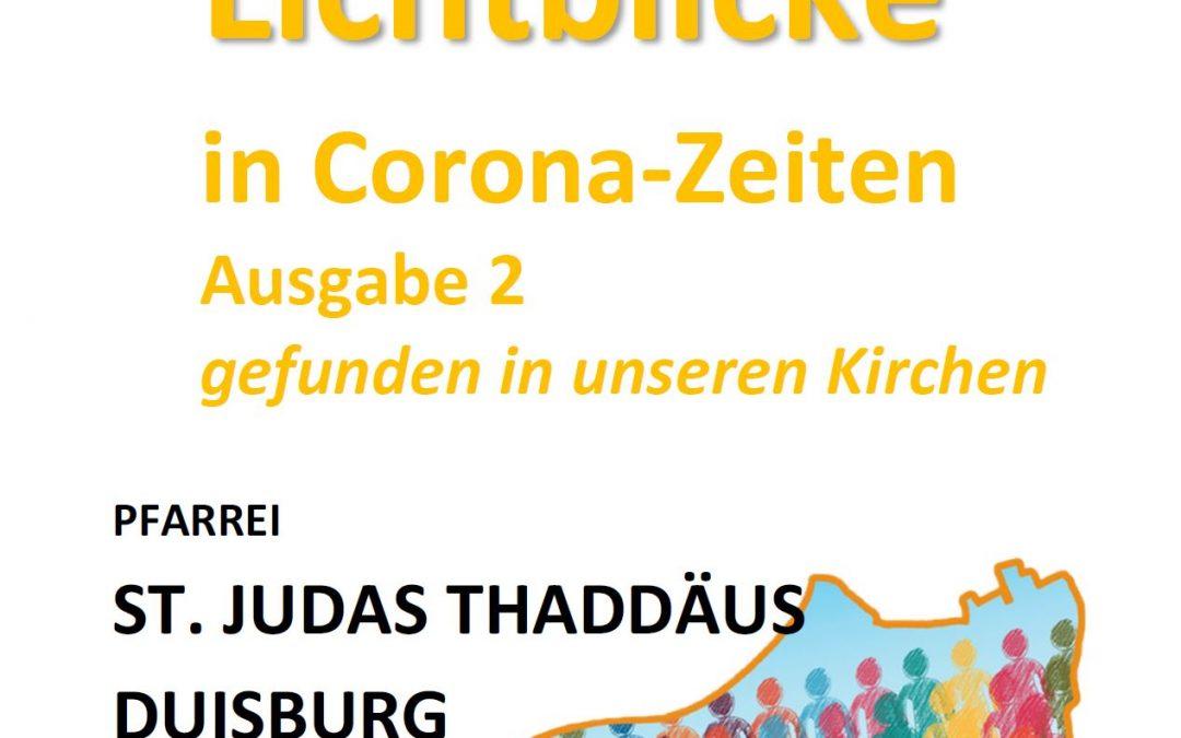 """Aktualisierte Ausgabe der """"Lichtblicke"""" erschienen"""