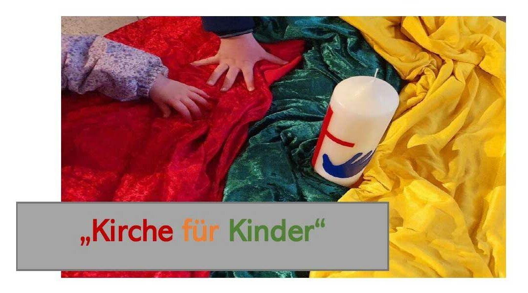 """""""Kirche für Kinder"""" die nächsten Termine"""